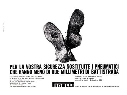 Cent'anni di immagine Pirelli-1